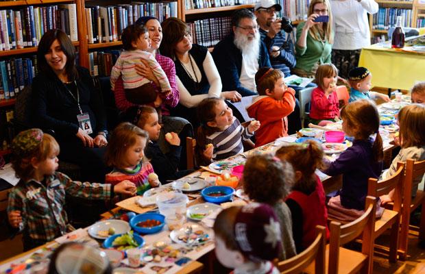 passover children seder1